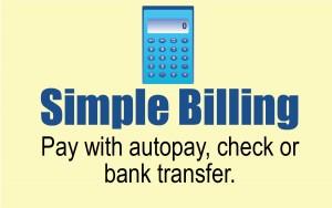 Simple Billing